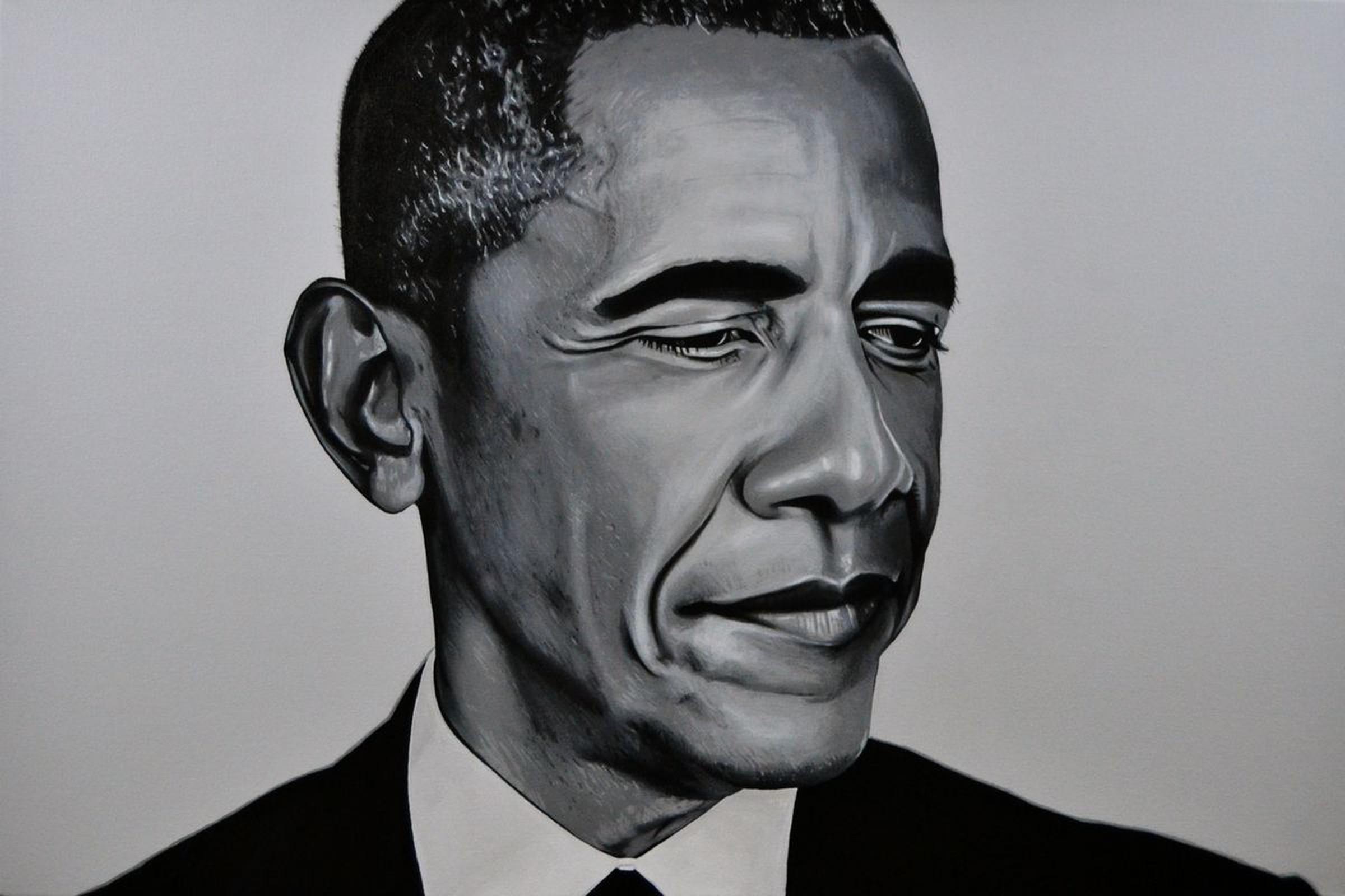 Barack Obama de Ben Slade