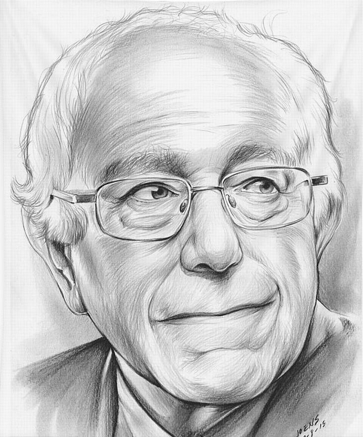 Bernie Sanders de Greg Joens